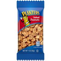 Planters Salted Peanuts Bag