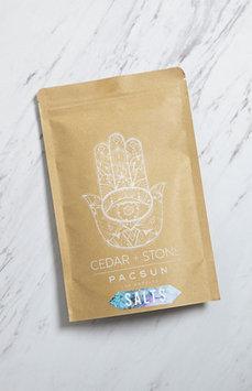 Pacsun Cedar + Stone Lavender & Himalayan Salt Bath Salts