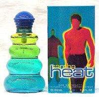 Perfumers Workshop - Samba Heat EDT Spray 3.3 oz (Men's) - Bottle
