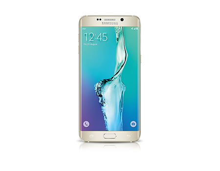 Samsung Galaxy S6 edge+ - 64GB - Gold Platinum
