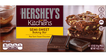 Hershey's Baking Bar Semisweet Chocolate