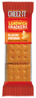 Cheez-It® Sandwich Crackers Classic Cheddar