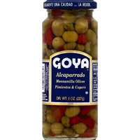 Goya® Alcaparrado Manzanilla Olives Pimientos and Capers