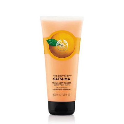 THE BODY SHOP® Satsuma Body Sorbet