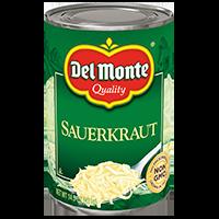 Del Monte® Sweet Bavarian Style Sauerkraut with Caraway Seeds