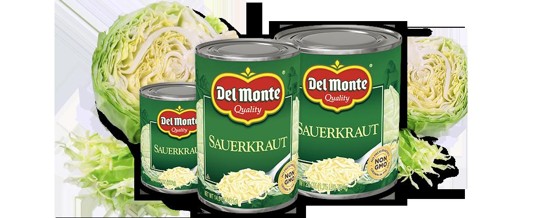 Del Monte® Sauerkraut