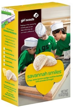 Savannah Smiles® Girl Scout Cookies