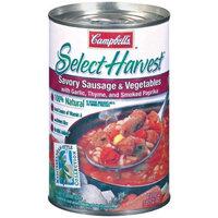 Campbell's® Select Harvest Savory Sausage & Vegetables Soup