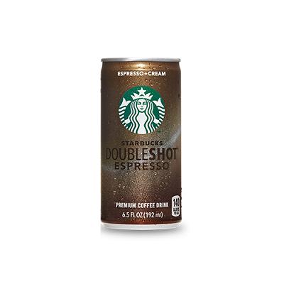 STARBUCKS® Doubleshot® Espresso Drink