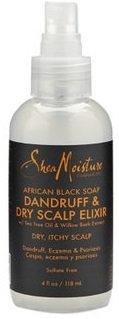 SheaMoisture African Black Soap Dandruff & Dry Scalp Elixir