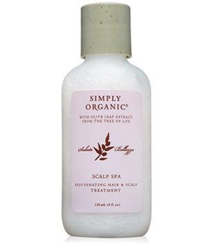 Simply Organic Scalp Spa 4 oz