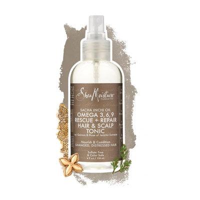 SheaMoisture Sacha Inchi Oil Omega-3-6-9 Rescue + Repair Hair & Scalp Tonic