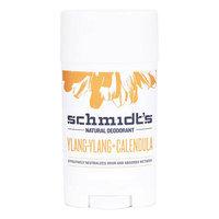 Schmidt's Natural Deodorant Stick, Ylang-Ylang + Calendula