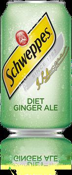 Schweppes® Diet Ginger Ale