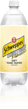 Schweppes® Diet Tonic Water