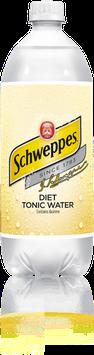 Schweppes® Diet Tonic Water