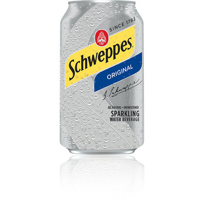 Schweppes® Original Sparkling Water Beverage