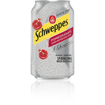Schweppes® Pomegranate Sparkling Water Beverage