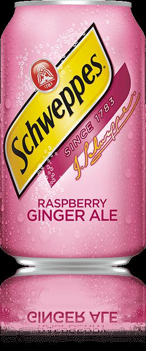 Schweppes® Raspberry Ginger Ale