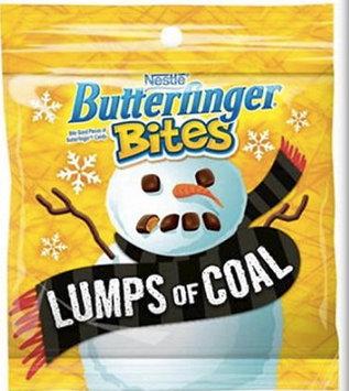BUTTERFINGER BITES Lumps of Coal 3.2 oz