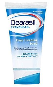 CLEARASIL® Stayclear Deep Cleansing Scrub
