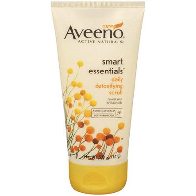 Aveeno® Active Naturals Smart Essentials Daily Detoxifying Scrub