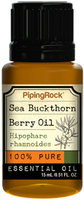 Piping Rock Sea Bukthorn Berry Oil 1/2 oz 100% Pure Oil Therapeutic Grade