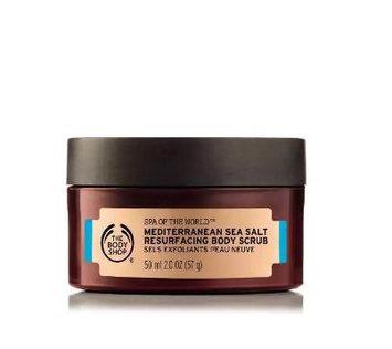 THE BODY SHOP® Spa Of The World™ Mediterranean Sea Salt Scrub