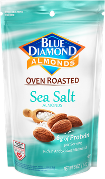Blue Diamond® Oven Roasted Sea Salt Almonds