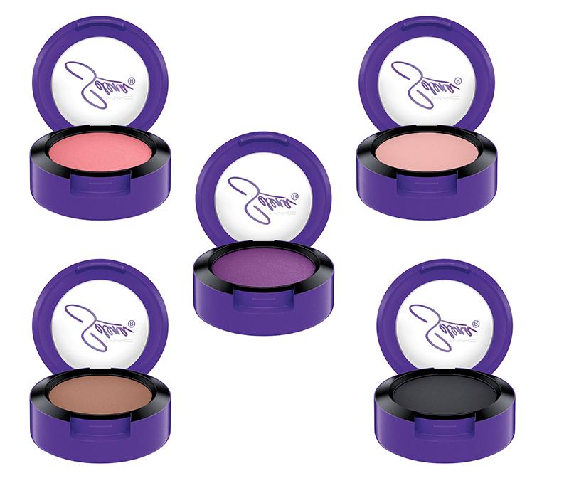 MAC x Selena Eye Shadow Collection