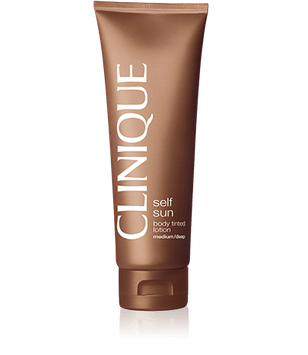 Clinique Self Sun™ Body Tinted Lotion Medium/Deep