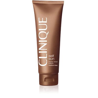 Clinique Self Sun™ Body Tinted Lotion Medium/Deep