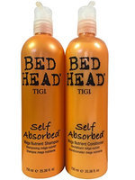 Bed Head Tigi Self Absorbed Shampoo and Conditioner