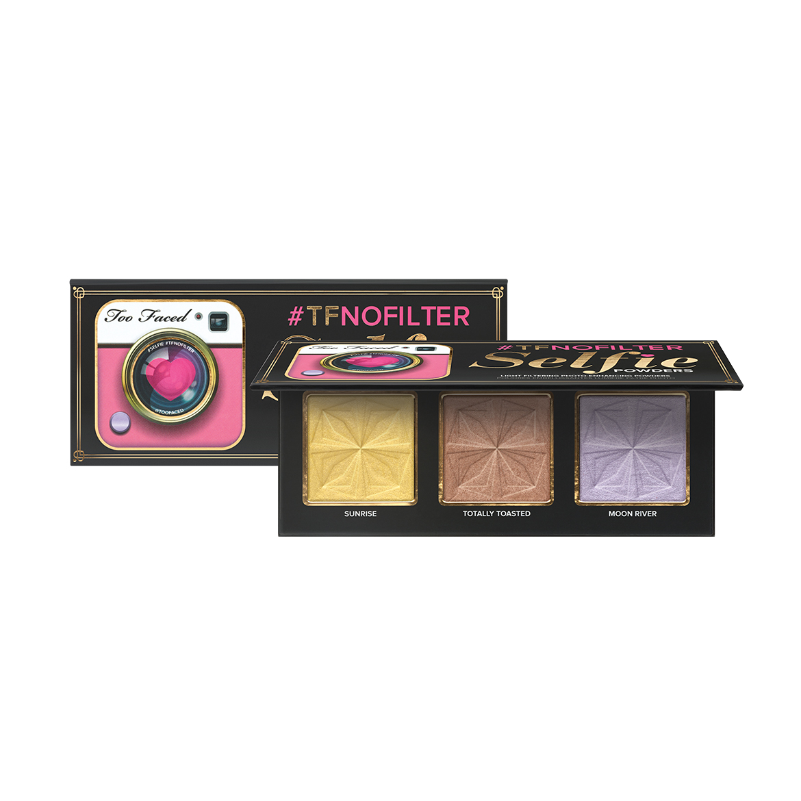 Too Faced Selfie Light Filtering Photo-Enhancing Powders