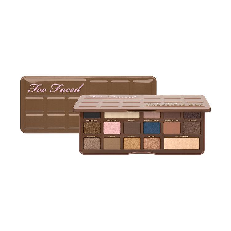Slide: Too Faced Semi Sweet Chocolate Bar Eyeshadow