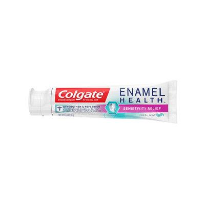 Colgate® ENAMEL HEALTH™SENSITIVITY RELIEF Toothpaste Fresh Mint