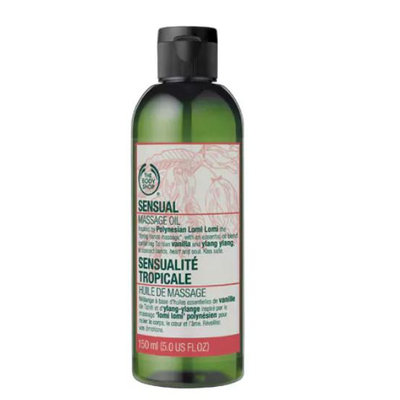 THE BODY SHOP® Sensual Massage Oil