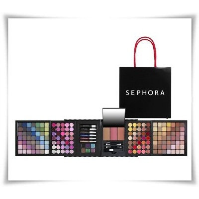 SEPHORA COLLECTION Endless Color Blockbuster Collector's Edition Makeup Set