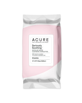 ACURE Seriously Soothing™ Micellar Water Towelettes