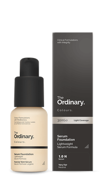 The Ordinary. Colours Serum Foundation