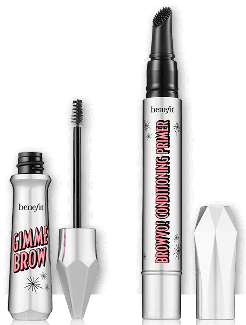 Benefit Cosmetics Explore with Natural Brow Styling Set