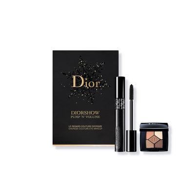 Dior Holiday Diorshow Pump N' Volume Set
