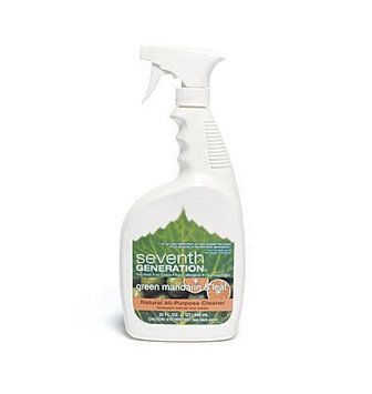 Seventh Generation Green Mandarin & Leaf Natural All Purpose Cleaner