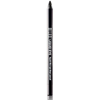 Milani Liquid Eye Liquid-Like Eye Liner Pencil, No Sharpening