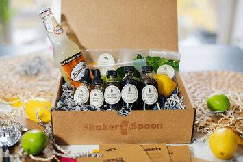 Shaker & Spoon