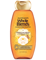 Garnier Whole Blends® Moroccan Argan & Camellia Oils Extracts Illuminating Shampoo