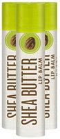 Piping Rock Shea Butter Lip Balm 3 Pack (3 Tubes x 0.15 oz)