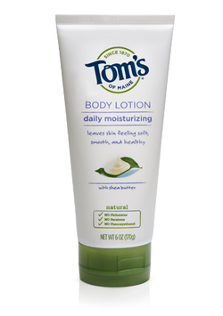 Tom's OF MAINE Body Lotion Daily Moisturizing