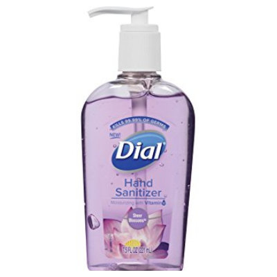 Dial® Hand Sanitizer Sheer Blossoms