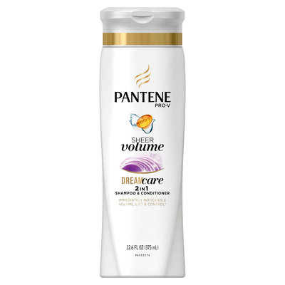 Pantene Pro-V Sheer Volume 2 in 1 Shampoo & Conditioner